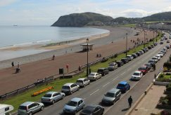 Seafront and Little Orme, Llandudno