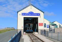 Summit Station, Great Orme Tramway, Great Orme