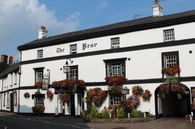 The Bear Hotel, Crickhowell