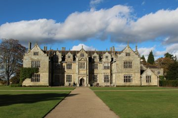 Wakehurst Place Mansion, Wakehurst Place, Ardingly
