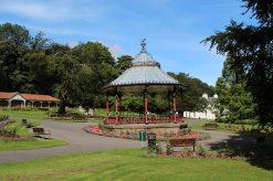 Bandstand, Bedwellty Park, Tredegar