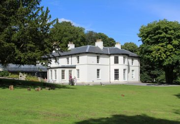 Bedwellty House and Park, Tredegar