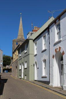 Cresswell Street, Tenby