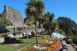Gardens, Castle Hill, Tenby