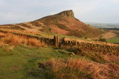 Gate to Hen Cloud, from The Roaches