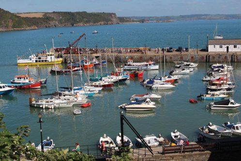 Tenby Harbour, Tenby