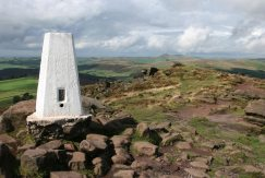 Trig Point, The Roaches