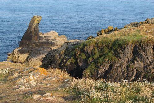 Bumble Rock, Lizard Point