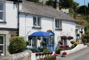 Cottage, Pentewan