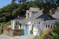Cottage, Readymoney Cove, Fowey