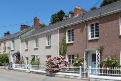Cottages, Pentewan