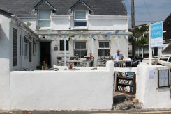 Harbour Lights Café and Bistro, Coverack