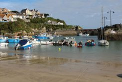Harbour, Newquay