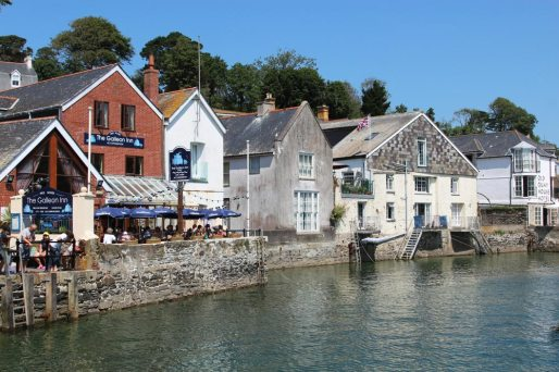 The Galleon Inn, Fowey