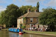 The Navigation pub, Stoke Bruerne