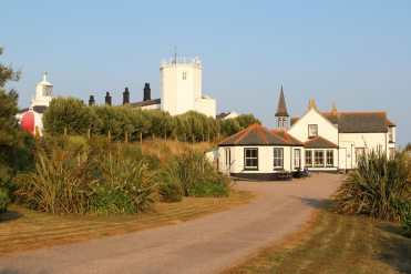 Youth Hostel and Lizard Lighthouse, Lizard Point