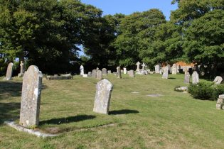 St. Nicholas Churchyard, Worth Matravers