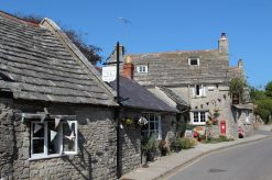 Tea & Supper Room and Post Office Cottage Bed and Breakfast, Worth Matravers