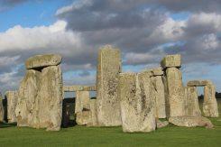 The Great Trilithon and Horseshoe of Sarsen Stones, Stonehenge