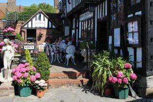 The Mermaid Inn, Rye
