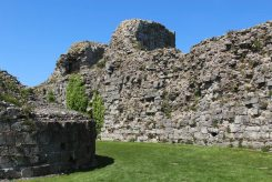 East Tower, Inner Bailey, Pevensey Castle, Pevensey