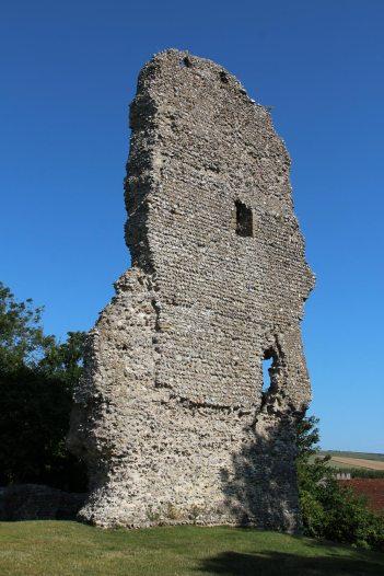 Gatehouse Tower, Bramber Castle, Bramber