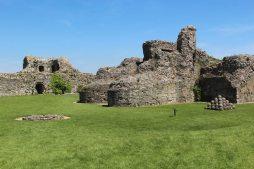 Inner Bailey, Pevensey Castle, Pevensey