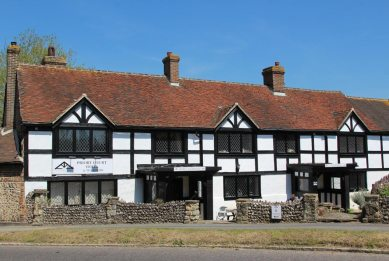 Priory Court Hotel & Tea Rooms, Pevensey