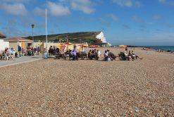 Beach café, Seaford