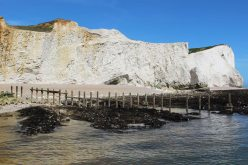 East Cliff, Splash Point, Seaford Head, Seaford