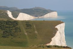 Flagstaff Point, Belle Tout and Birling Gap, Seven Sisters