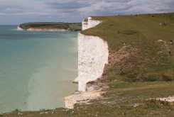 Seaford Head, from Seven Sisters