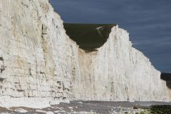 Seven Sisters, from beach, between Birling Gap and Cuckmere Haven