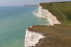 South Downs Way, Birling Gap to Cuckmere Haven, Seven Sisters