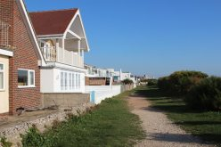 Beach path, East Wittering