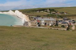 Birling Gap and Seven Sisters