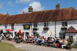 The Tiger Inn, East Dean