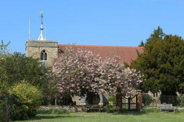 All Saints Church, Brill