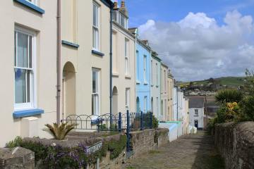 Alpha Place, Appledore