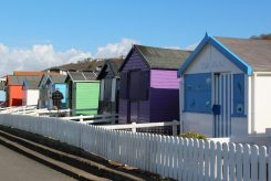 Beach Huts, Westward Ho!