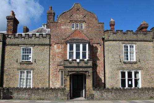Capron House, formerly Midhurst Grammar School, Midhurst