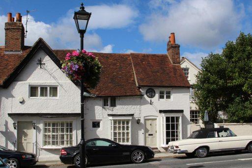 Cottages, Church Hill, Midhurst