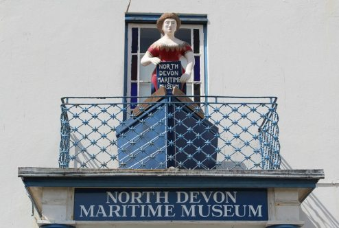 North Devon Maritime Museum, Odun Road, Appledore