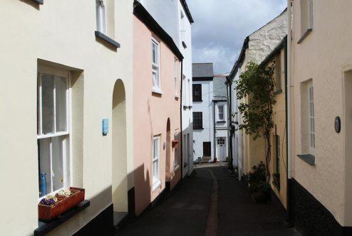 One End Street, Appledore