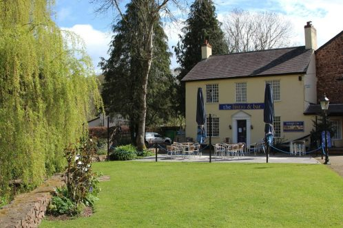The Bistro and Bar, Bickleigh Mill, Bickleigh