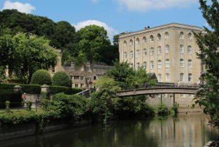 Abbey Mill, River Avon, Bradford on Avon