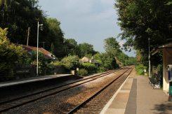 Avoncliff Halt Station, First Great Western Railway, Avoncliff