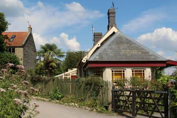 The Old Station, Station Road, Wellow