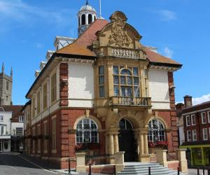 Town Hall, Marlborough