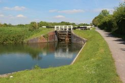 Caen Hill Flight Lock, Kennet and Avon Canal, Rowde